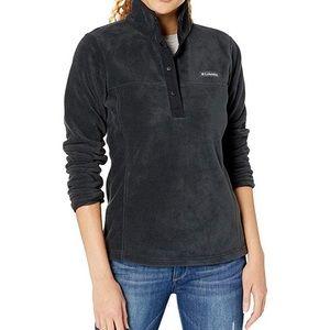 NWOT Columbia 1/2 Snap Pullover, Soft Fleece